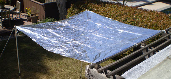 SolaReflex 8u0027 x 8u0027 Cooltarp attached to patio cover ... & CoolTarp-nrpatio2-sml.jpg
